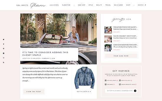 Gal Meets Glam - a top fashion blog
