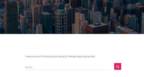 halaman penting di blog WordPress