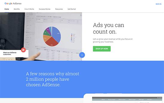 Google AdSense
