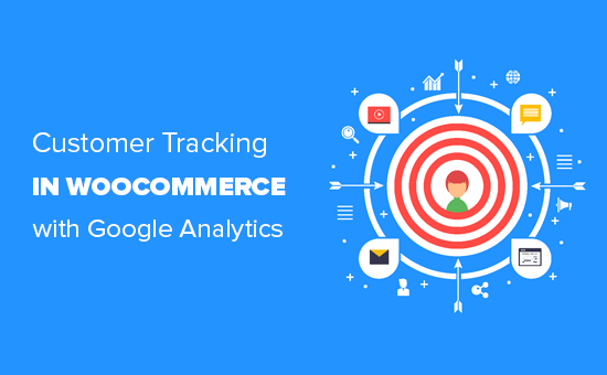 Enabling customer tracking in WooCommerce with Google Analytics