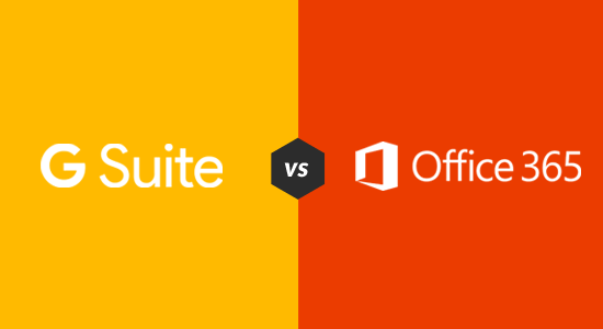 G Suite vs Office 365 comparison - which one is better?