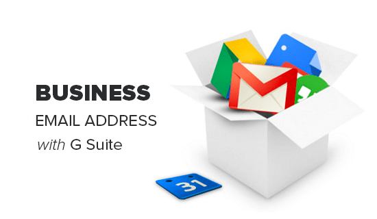 Setting up professional email address with G Suite and Gmail