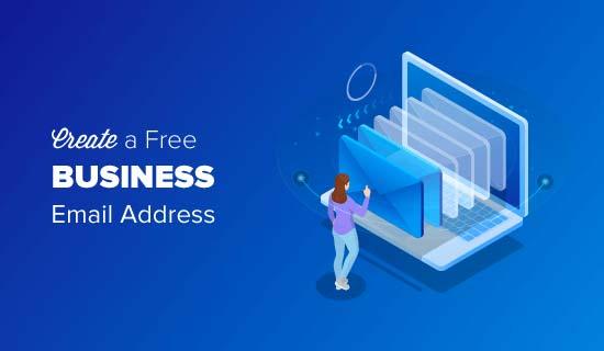 Бесплатный бизнес адрес электронной почты
