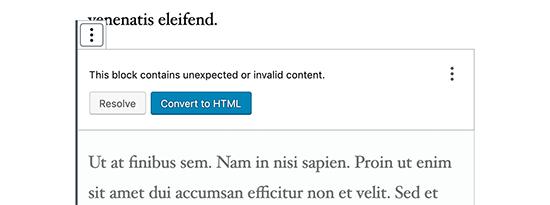 Ubah ke HTML