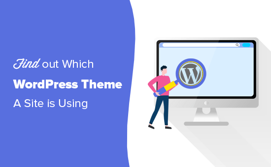 Finding out which WordPress theme a website is using