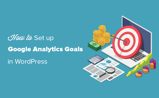 Setting up Google Analytics goals in WordPress