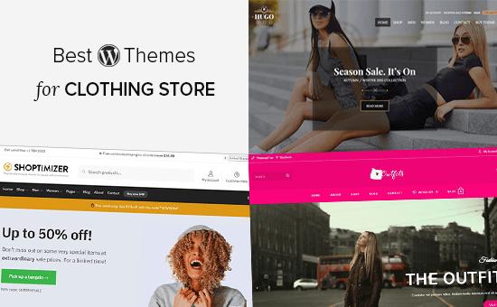Tema WordPress Toko Pakaian Terbaik