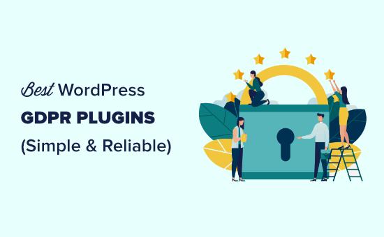 Plugin GDPR terbaik untuk situs WordPress Anda