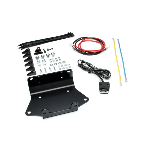 small resolution of wiring a winch on yamaha grizzly