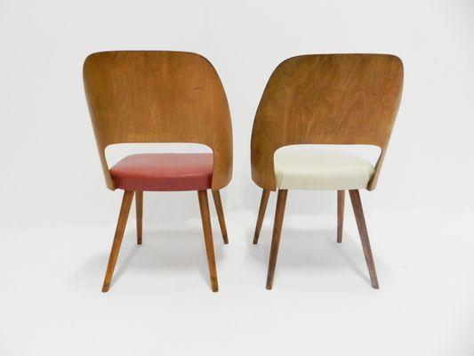 chaises d appoint rouges et blanches danemark