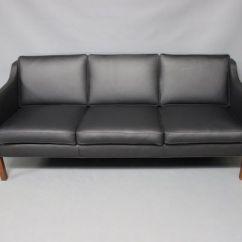 Borge Mogensen Sofa Model 2209 Loveseat For Bedroom Bm 3 Seater By Fredericia 1970s 1