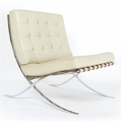 Mies Van Der Rohe Barcelona Chair Lazy Boy Office Big And Tall Vintage Ottoman By Ludwig For Knoll 2