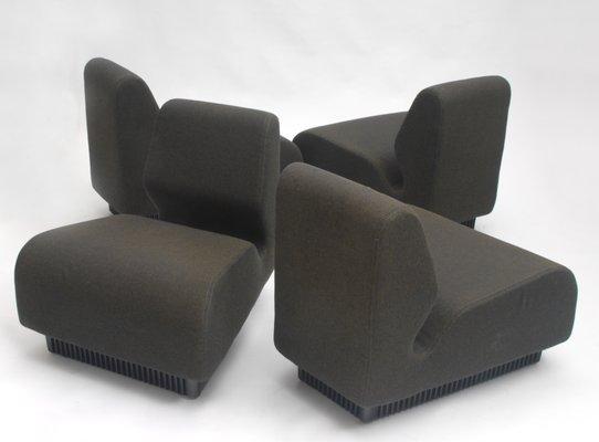 chadwick sofa grey corner vintage modular by don for herman miller sale at 2
