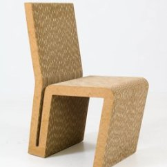 Frank Gehry Chair Height Adjustable High Baby Easy Edges Chairs By For Vitra 2000 Set Of 4 Sale 1