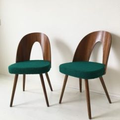 Green Dining Room Chairs Fishing Chair And Accessories By Antonin Suman For Tatra 1960s Set Of 6 1