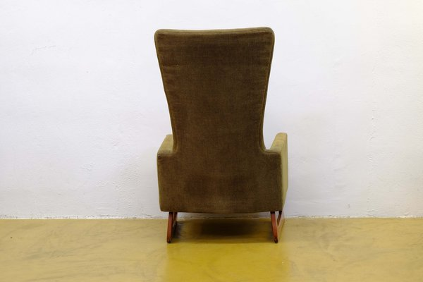 adrian pearsall chair designs baby with name mid century american walnut lounge by for sale 5