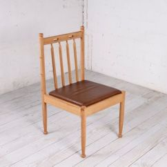 High Backed Chair Total Gym Vintage In Oak 1960s For Sale At Pamono 1