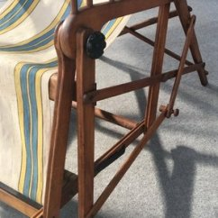 Folding Chair Desk Fishing Pole Holder Vintage French From Asca For Sale At Pamono 4