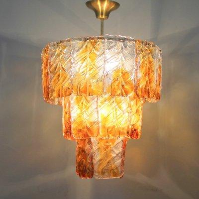 Lampadario in vetro di murano anni '60 da salone, a 8 bracci, misura cm 140 x 80, altezza cm 120 ottime condizioni, funzionante. Lampadario In Vetro Di Murano Anni 60 In Vendita Su Pamono