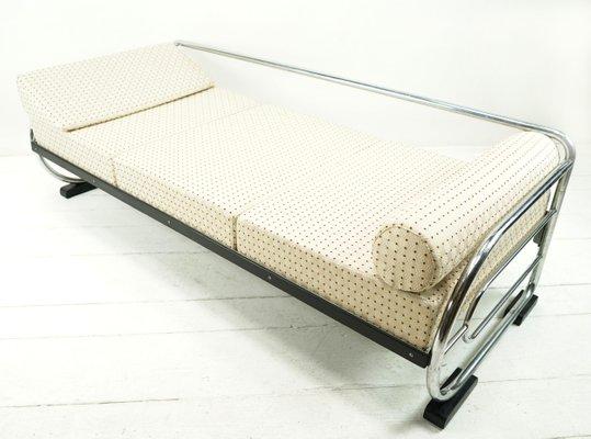 bauhaus sofas cama charleston grand sofa slipcover en beige de gottwald anos 30 venta pamono imagen 2