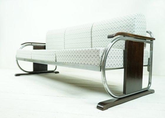 bauhaus sofas cama leather sofa cleaning dubai de gottwald anos 30 en venta pamono imagen 2