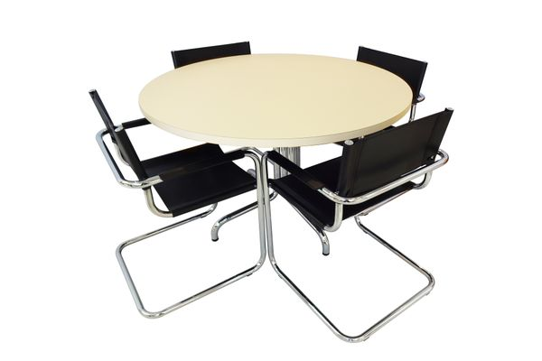 breuer chairs for sale sams folding dining table from thonet 4 cantilever by mart stam marcel