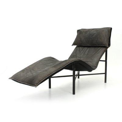 skye leder chaise longue von tord