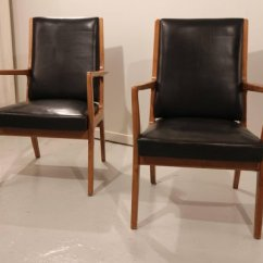 Leather Side Chair Columbia Bath Vintage Chairs Set Of 2 For Sale At Pamono 1