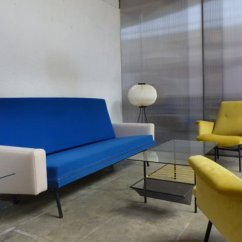 Andre Sofa Dfs Reviews 2017 Cl106 Bed By Simard For Airborne 1959 Sale At Pamono 6