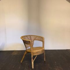 Wicker Chair For Sale Wood Folding Chairs Costco Mid Century Round At Pamono 1