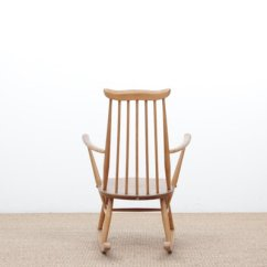 Children Rocking Chairs Sling Chair Material 428 Quaker S From Ercol 1960s For Sale At Pamono