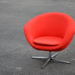 Swivel Pod Chair Baby Recliner Chairs By Carl Eric Klote For Overman 1960s Sale At 1