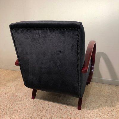 art deco lounge chairs
