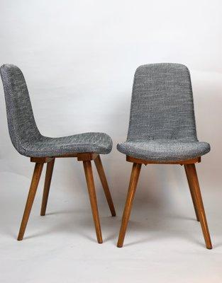 Rara coppia di poltrone di modernariato anni '70. Sedie Vintage Polonia Anni 70 Set Di 2 In Vendita Su Pamono