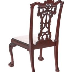Antique Mahogany Office Chair Tripp Trapp Instructions Carved Desk 1880s For Sale At Pamono 2