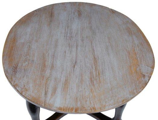 petite table de cuisine rustique suede 19eme siecle