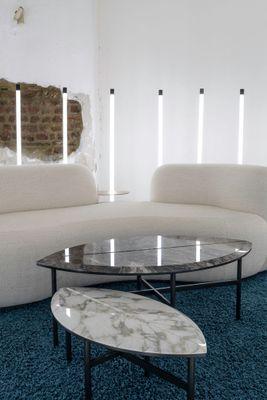book one coffee table by artefatto design studio for secolo