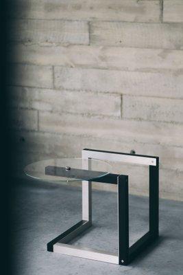 table d appoint cube 1 1 de barh design