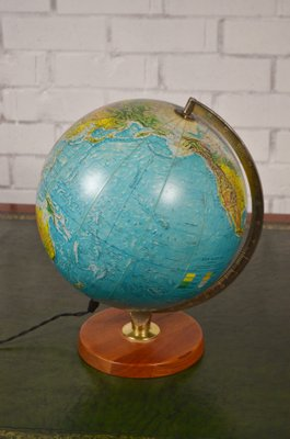 vintage french globe light