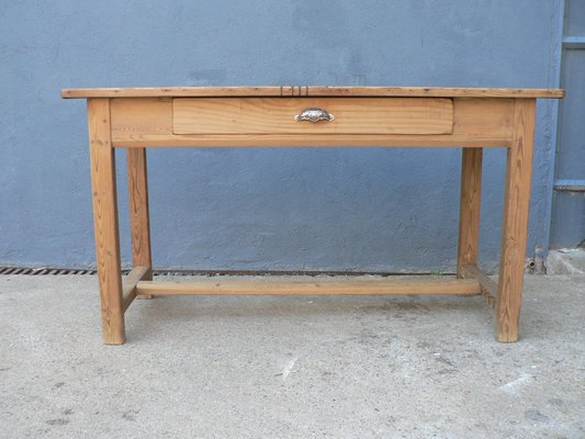 Antique Craft Table For Sale At Pamono