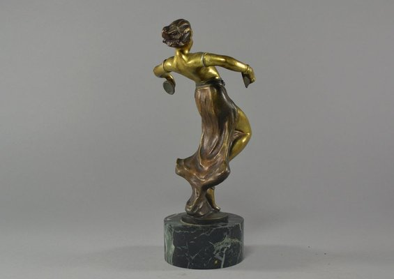 art deco bronze sculpture by antoine bofill 1920s