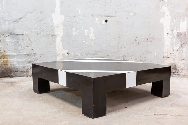 large coffee table 1980s