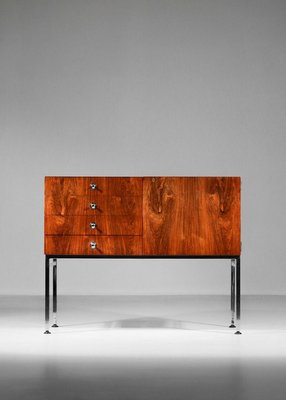 sideboard von alain richard fur meuble tv 1960er