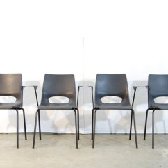 Industrial Dining Chair Alps Mountaineering Adventure Chairs By Philippus Potter For Ahrend De Cirkel Set Of 4 1