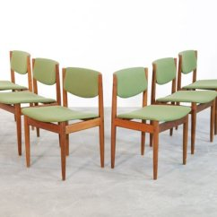 Danish Dining Chair Lazy Boy Cover Chairs By Finn Juhl For France Son 1960s Set Of 6