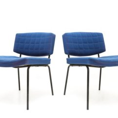 Royal Blue Chairs Childrens Desk And Chair Set Uk By Pierre Guariche For Meurop 1950s Of 2 Sale At Pamono