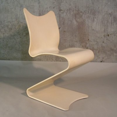 panton s chair swivel accent chairs no 275 by verner for thonet 1965 sale at pamono 3