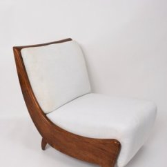 Wooden Lounge Chair Folding With Back Support Italian Chairs 1930s Set Of 2 For Sale At Pamono