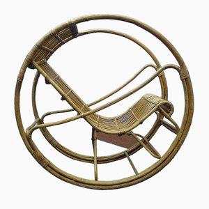 wicker rocking chairs teal desk chair mid century online shop rattan 1960s