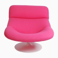 Pink Swivel Chair Home Depot Lawn Vintage F518 Lounge By Geoffrey Harcourt For Artifort